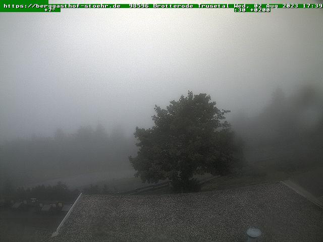 Berggasthof am Rennsteig