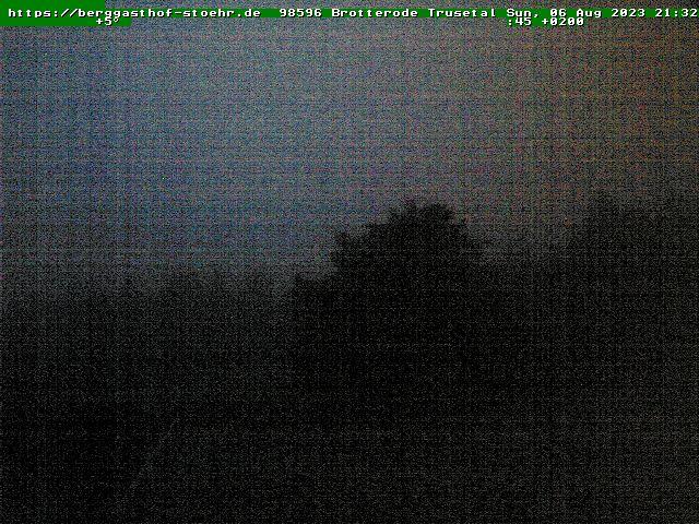 Webcam Skigebied Tabarz - Inselsberg - Datenberg cam 2 - Thüringer Woud